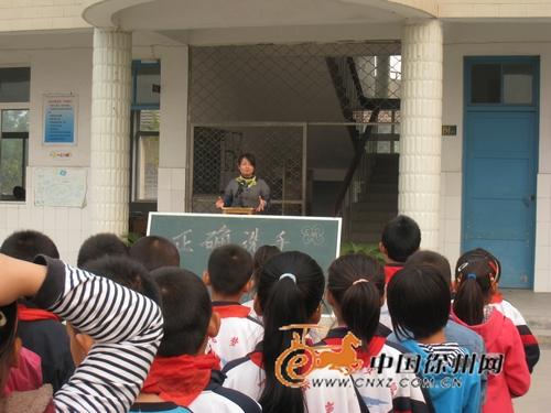 徐州市塘坊世界洗手了小学抄报日系列活动手开展爱护环境小学生图片