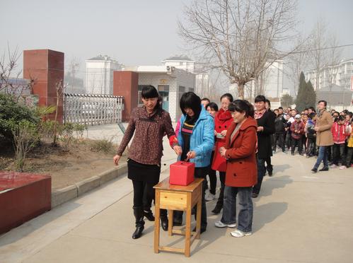 塘坊为邻小学校白血病小学募捐2014工作报告学生校长教代会图片