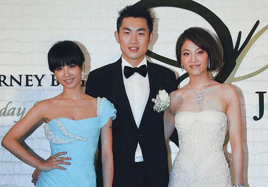 蔡依林 封胸 伴姐出嫁 誓言五年内完婚 组图图片