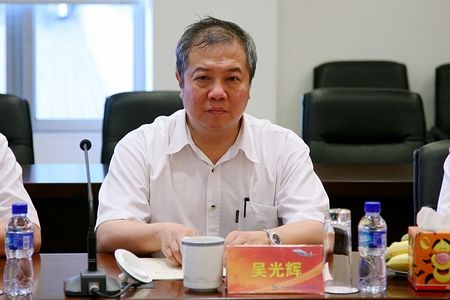 吴光辉·客机c919总设计师