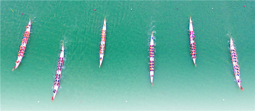2017中国徐州国际龙舟邀请赛侧记