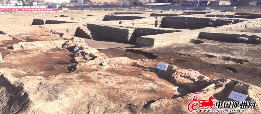 3000多岁的残垣断壁震撼考古专家