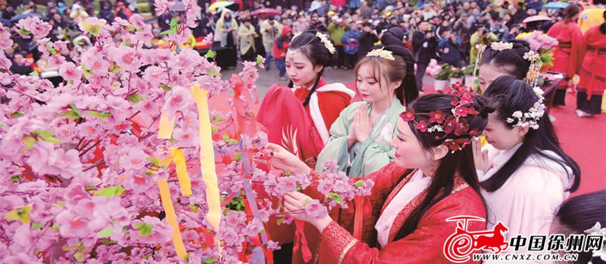 以花为媒弘扬优秀传统文化