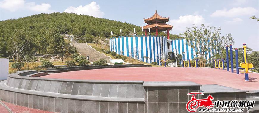 圭山山体公园建成开放