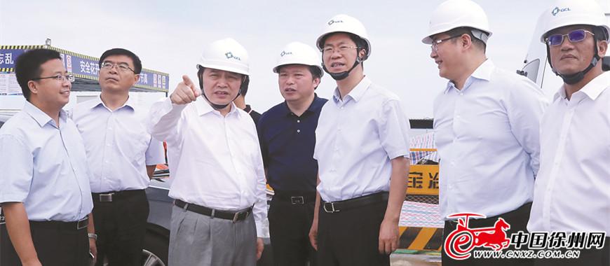 破解项目建设难题 推动企业转型发展