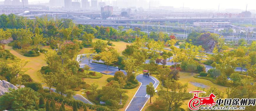 徐州推进全域海绵城市建设