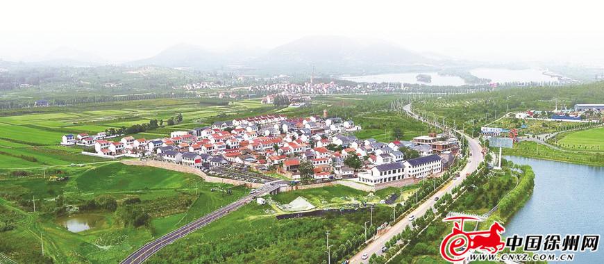 贾汪再创高质量转型发展佳绩 献礼新中国成立70周年