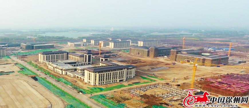 潘安湖科教创新区建设有序推进
