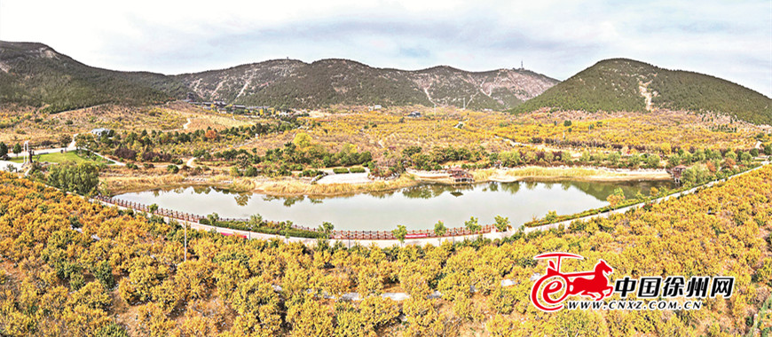 贾汪以生态转型促进文旅产业跨越式发展