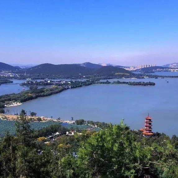 徐州岩口公园风景图片